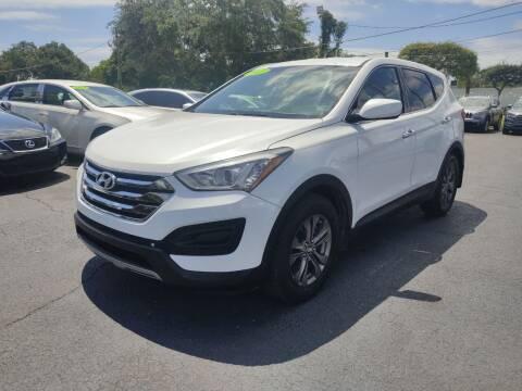 2013 Hyundai Santa Fe Sport for sale at Bargain Auto Sales in West Palm Beach FL