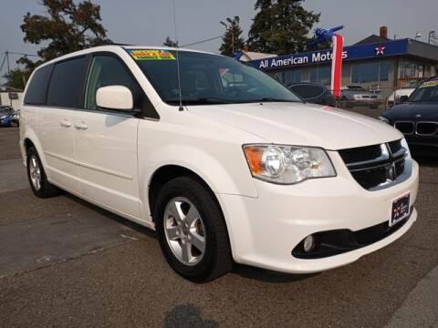 2011 Dodge Grand Caravan for sale at All American Motors in Tacoma WA
