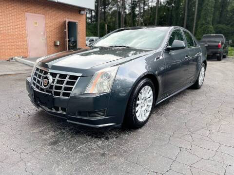 2012 Cadillac CTS for sale at Magic Motors Inc. in Snellville GA