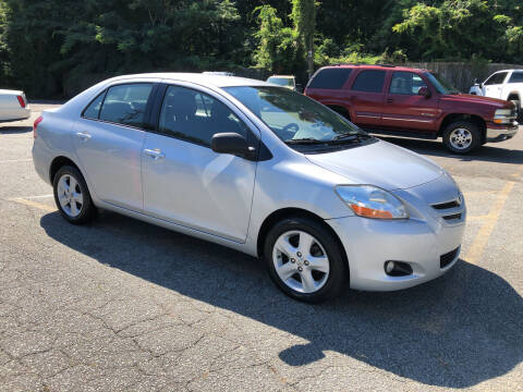 2008 Toyota Yaris for sale at Bull City Auto Sales and Finance in Durham NC