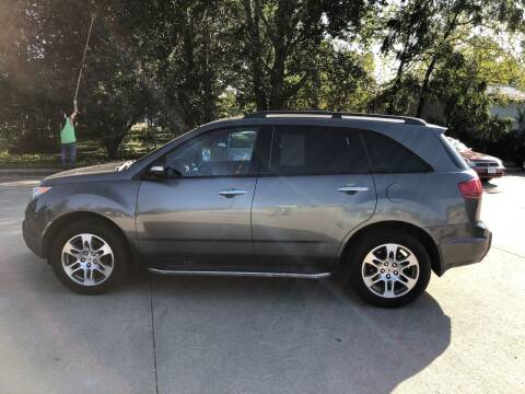 2008 Acura MDX for sale at 6th Street Auto Sales in Marshalltown IA
