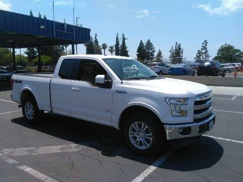 2015 Ford F-150 for sale at Shamrock Group LLC #1 in Pleasant Grove UT