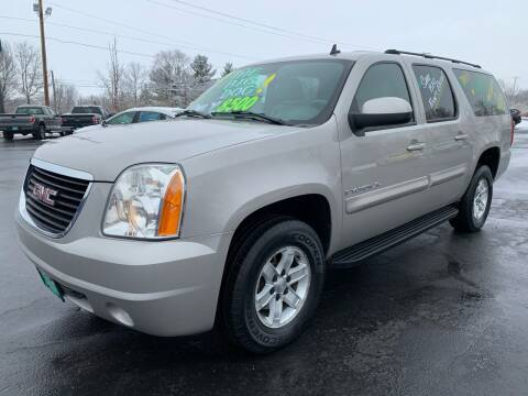 2007 GMC Yukon XL for sale at FREDDY'S BIG LOT in Delaware OH