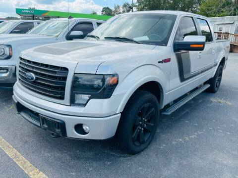 2014 Ford F-150 for sale at BRYANT AUTO SALES in Bryant AR