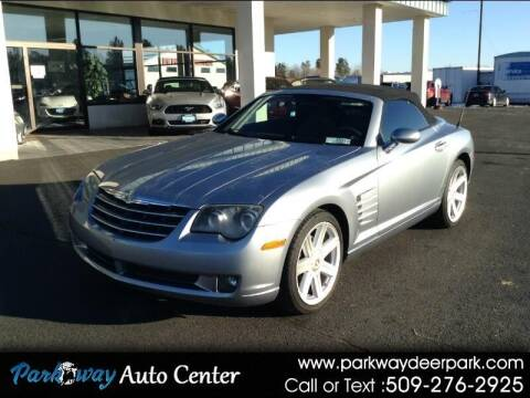 2006 Chrysler Crossfire for sale at PARKWAY AUTO CENTER AND RV in Deer Park WA