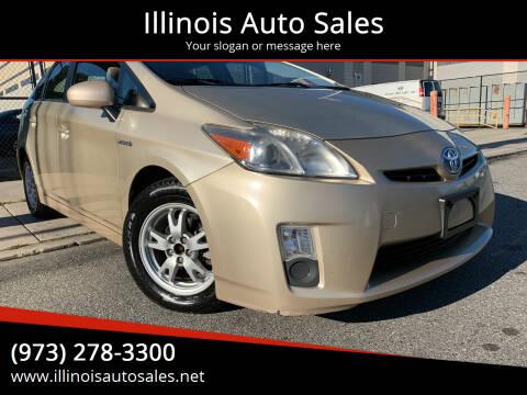 2010 Toyota Prius for sale at Illinois Auto Sales in Paterson NJ