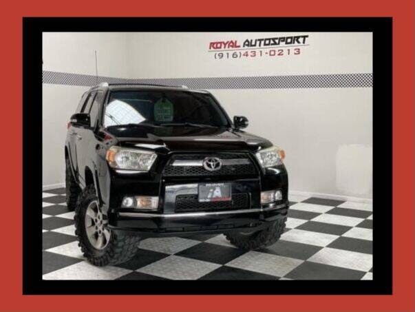 2010 Toyota 4Runner for sale at Royal AutoSport in Sacramento CA