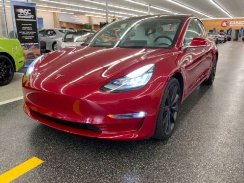 2020 Tesla Model 3 for sale at Dixie Motors in Fairfield OH