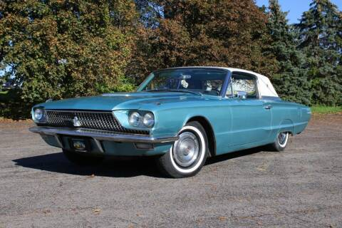 1966 Ford Thunderbird for sale at Great Lakes Classic Cars & Detail Shop in Hilton NY