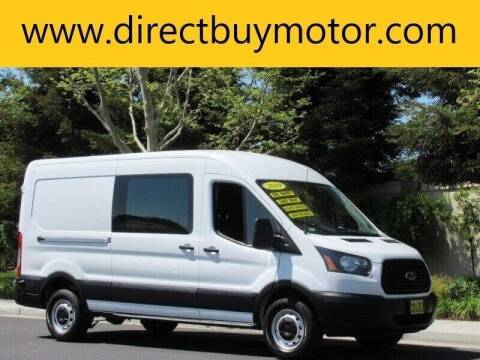 2019 Ford Transit Cargo for sale at Direct Buy Motor in San Jose CA