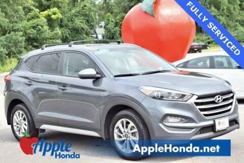 2018 Hyundai Tucson for sale at APPLE HONDA in Riverhead NY