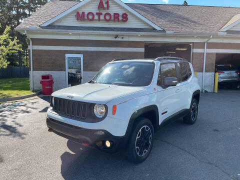2015 Jeep Renegade for sale at A 1 Motors in Monroe MI