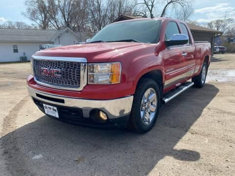 2012 GMC Sierra 1500 for sale at Toy Box Auto Sales LLC in La Crosse WI