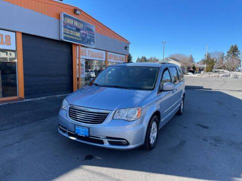 2012 Chrysler Town and Country for sale at Lehigh Valley Truck n Auto LLC. in Schnecksville PA
