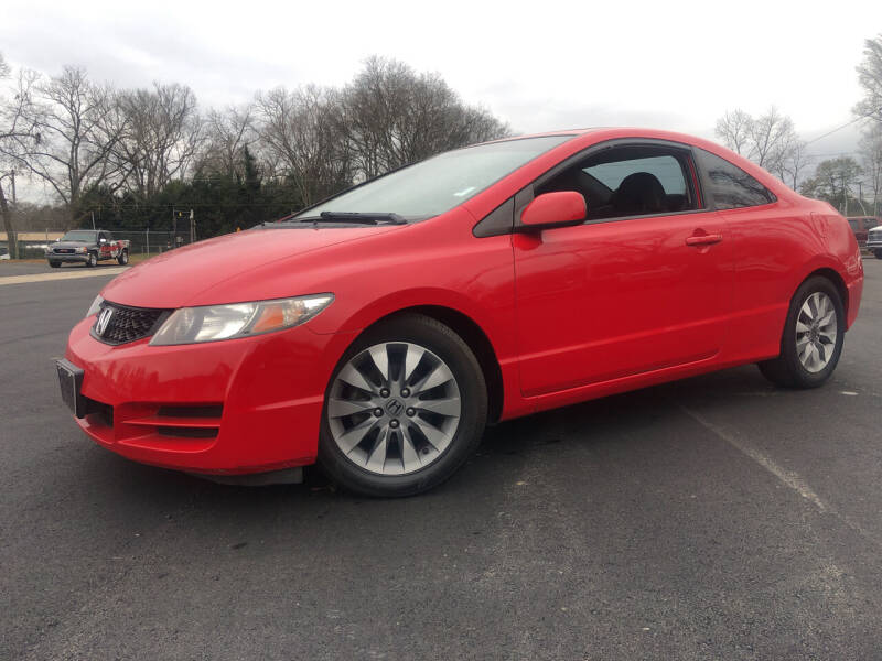 2011 Honda Civic for sale at Beckham's Used Cars in Milledgeville GA