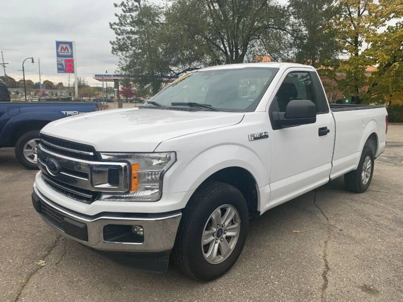 2019 Ford F-150 for sale at Leonard Enterprise Used Cars in Orion MI