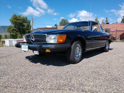 1974 Mercedes-Benz 450 SL for sale at HIGH COUNTRY MOTORS in Granby CO