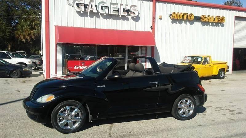 2005 Chrysler PT Cruiser for sale at Gagel's Auto Sales in Gibsonton FL