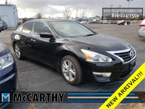 2014 Nissan Altima for sale at Mr. KC Cars - McCarthy Hyundai in Blue Springs MO