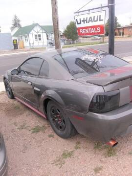 2003 Ford Mustang for sale at Good Guys Auto Sales in Cheyenne WY