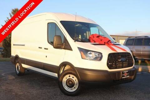 2019 Ford Transit Cargo for sale at INDY'S UNLIMITED MOTORS - UNLIMITED MOTORS in Westfield IN