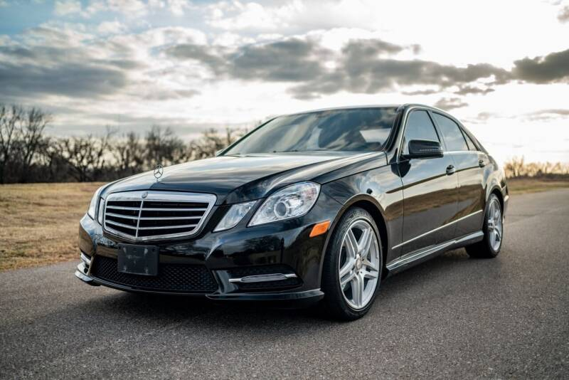 2013 Mercedes-Benz E-Class for sale at Exotic Motorsports of Oklahoma in Edmond OK
