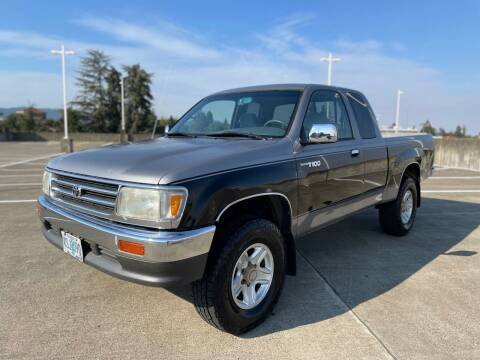 1997 Toyota T100 for sale at Rave Auto Sales in Corvallis OR