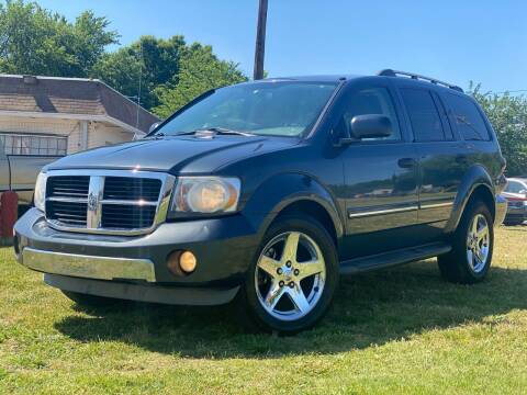 2007 Dodge Durango for sale at Cash Car Outlet in Mckinney TX
