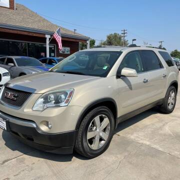 2012 GMC Acadia for sale at Global Automotive Imports in Denver CO