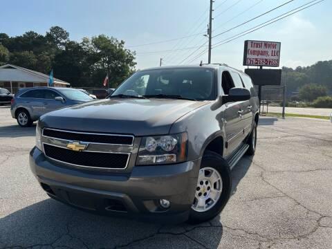 2011 Chevrolet Suburban for sale at Trust Motor Company in Stockbridge GA