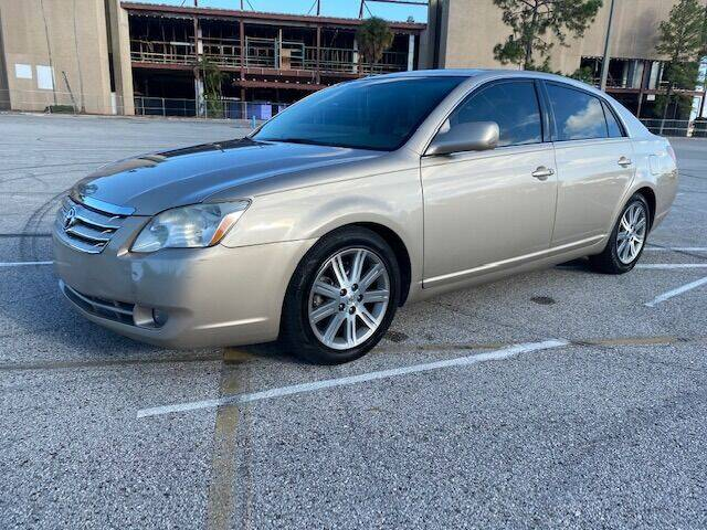 2005 Toyota Avalon Limited