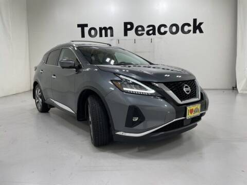 2020 Nissan Murano for sale at Tom Peacock Nissan (i45used.com) in Houston TX