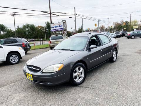 2003 Ford Taurus for sale at New Wave Auto of Vineland in Vineland NJ