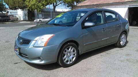 2011 Nissan Sentra for sale at Larry's Auto Sales Inc. in Fresno CA