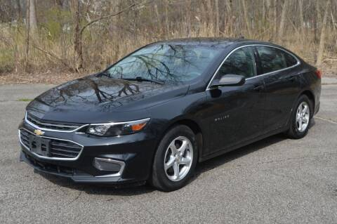 2017 Chevrolet Malibu for sale at TKP Auto Sales in Eastlake OH