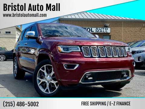 2020 Jeep Grand Cherokee for sale at Bristol Auto Mall in Levittown PA