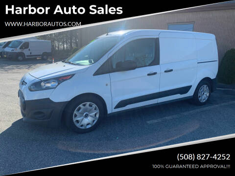 2017 Ford Transit Connect Cargo for sale at Harbor Auto Sales in Hyannis MA