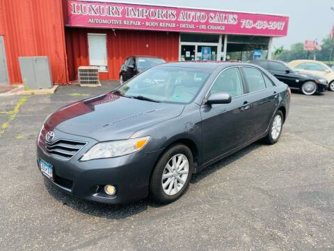 2011 Toyota Camry for sale at LUXURY IMPORTS AUTO SALES INC in North Branch MN