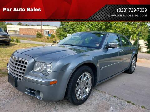 2006 Chrysler 300 for sale at Par Auto Sales in Lenoir NC