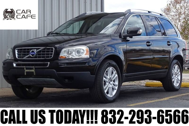 2012 Volvo XC90 for sale at CAR CAFE LLC in Houston TX