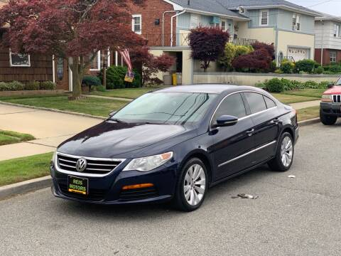 2012 Volkswagen CC for sale at Reis Motors LLC in Lawrence NY