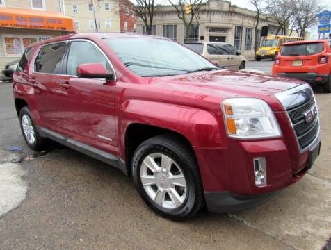 2012 GMC Terrain for sale at MFG Prestige Auto Group in Paterson NJ
