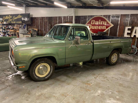 1977 Dodge D250 Pickup for sale at Cool Classic Rides in Redmond OR