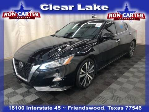 2020 Nissan Altima for sale at Ron Carter  Clear Lake Used Cars in Houston TX