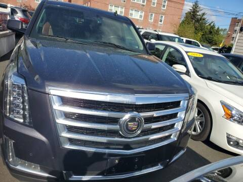 2015 Cadillac Escalade ESV for sale at OFIER AUTO SALES in Freeport NY