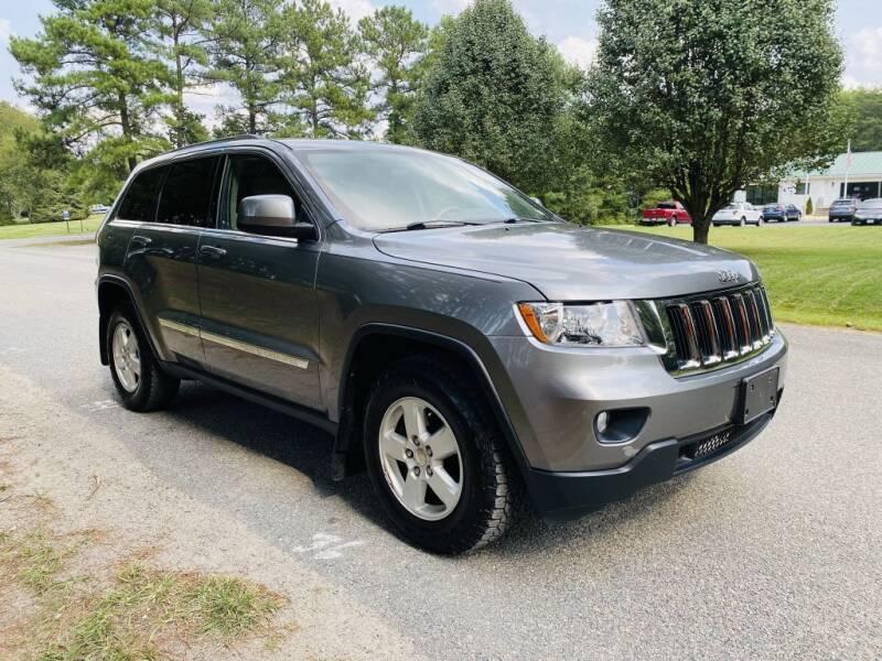 2012 Jeep Grand Cherokee for sale at H&C Auto in Oilville VA