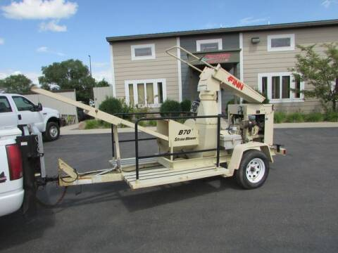 2004 Finn B-70 Straw Blower n/a for sale at NorthStar Truck Sales in St Cloud MN