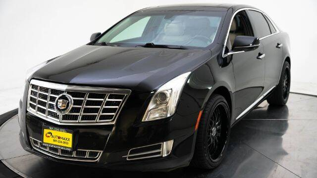 2013 Cadillac XTS for sale at AUTOMAXX MAIN in Orem UT