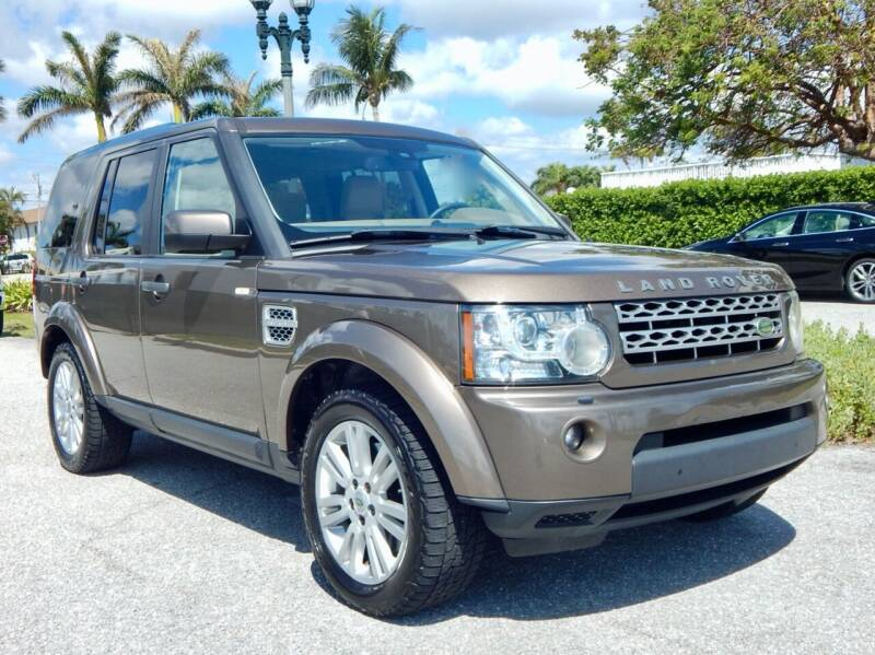 2010 Land Rover LR4 for sale at VE Auto Gallery LLC in Lake Park FL