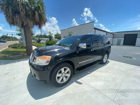 2010 Nissan Armada for sale at Bay City Autosales in Tampa FL